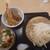 平次のおうどん - ランチミニ丼セット