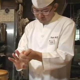 お寿司と季節のお料理を『気軽に』『とにかく楽しく』『肩に力を入れずに』食べてもらいたい!