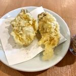 145911392 - 牡蠣天ぷら 美味しかった