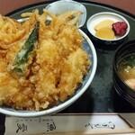 魚愛 - 料理写真:ず丼