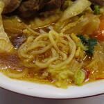 Saikaramen - 麺とスープ