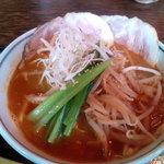 うみんちゅ家 東陽町店 - 沖縄担担麺