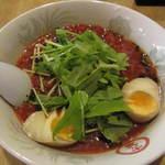 Chuugokuyataijuuhachiban - 冷やしトマトラーメン 750円