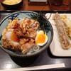 Kompiraseimen - 料理写真:鶏からぶっかけ細麺冷