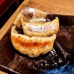 肉汁餃子のダンダダン - 後から餃子