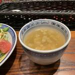 Sawadahanten - スープ