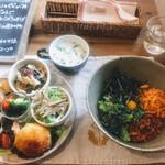 メープルシュガー - 料理写真:気まぐれランチ ¥1100(税込)