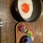 餃子とワイン 果皮と餡 -
