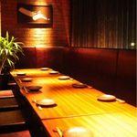 SHIN - 神戸の街を望む完全個室は2名様~OK♪こだわりの空間でゆったりと産地直送の厳選素材と和創作に舌鼓♪