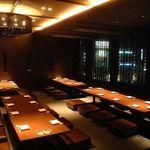 SHIN - ゆったり座敷。50名様までの半個室