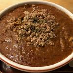エルベ - 挽肉のせミート(レギュラー)1400円