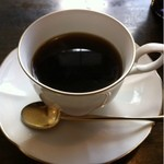 イタリア料理 B-gill - ケーキセットのコーヒー