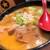 麺屋 開高 - 麺屋開高@新千歳空港 十勝ホエー豚麺 アップ