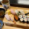 寿司吟 - 料理写真:上にぎり 2,300円