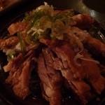 肴蔵 - 料理写真:知床鶏のから揚げネギポン酢