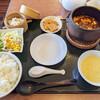 四川 China 八兵衛 - 料理写真:八兵衛ランチ こだわりの麻婆豆腐 ご飯大盛