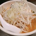中華ソバ 櫻坂 - 味噌ソバ