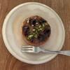 パティスリー タツヤ ササキ - 料理写真:ピスタチオとグリオットのタルト