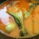 Chainizuchaochao - 担々麵セット