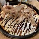 よかたい - 山芋鉄板焼