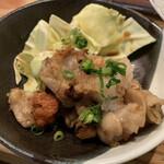 よかたい - 鶏ハラミおろしポン酢