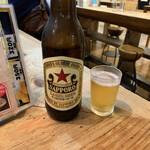 よかたい - サッポロラガービール 大瓶