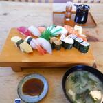 鳶尾寿司 - 料理写真: