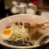 Menyahanabi - 料理写真:菊川 麺屋花琵 塩ラーメン
