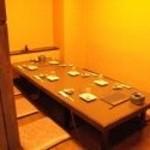 瀬戸内魚料理かねも - 2階の個室も居心地抜群!会社宴会、接待などにココのお店を選んでおけば安心!2階貸切は40~50名OK[応相談]
