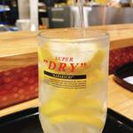 京の焼肉処 弘  - まるごと生レモンサワー