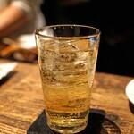 RODEO - Teachers Whisky のダブルのハイボール