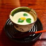 石ばし - 鰻茶碗蒸し
