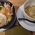 河童ラーメン本舗 - 温つけ麺
