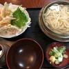 Tamamo - 料理写真:'21/02/13 釜あげ天ぷら(税別1,000円)