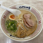 にゃがにゃが亭 - 料理写真:豚骨スープが美味い