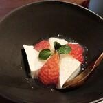 割烹 香乃葉 - デザート