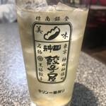 神田餃子屋 - ハイボール