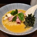 寿製麺 よしかわ - 真鯛パイタンそば