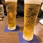 Bistro des Chenapans - 生ビール