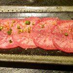 焼肉 名門 - タン塩