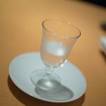 14598566 - 南国のフルーツを使用した食前酢