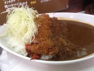 キッチン南海 下北沢店 - カツカレー
