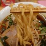 中華そばムタヒロ - 麺リフト(ガシソバ)