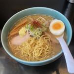 ラーメン ツバメ - 玄鳥味噌チャーシュー(麺) ¥1,100