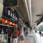 145990704 - 神宮前の商店街☆