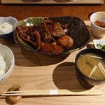 旬彩酒処 貴しん - 日替り魚定食 1,000円