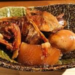 旬彩酒処 貴しん - 金目鯛の煮付け