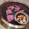 燃火 - 料理写真:牛タン ニンニクオイル焼