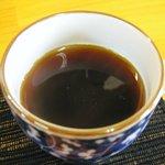 樹の香 - 料理写真:試飲の珈琲