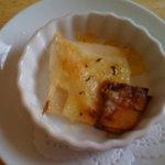1460033 - タケノコとラクレットチーズのオーブン焼き